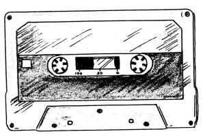 cassette magnetique