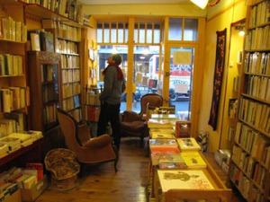 Librairie Odeur du Book